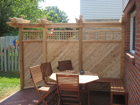 Wish List Home Improvements - Decks & Sheds
